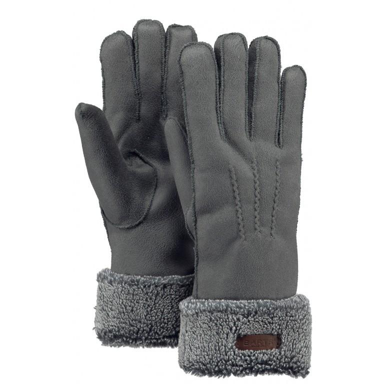Barts Chakku Damenhandschuhe M/L Grey, Farbe: grau, Marke: Barts, EAN: 8717457416415, Bild 1 von 1
