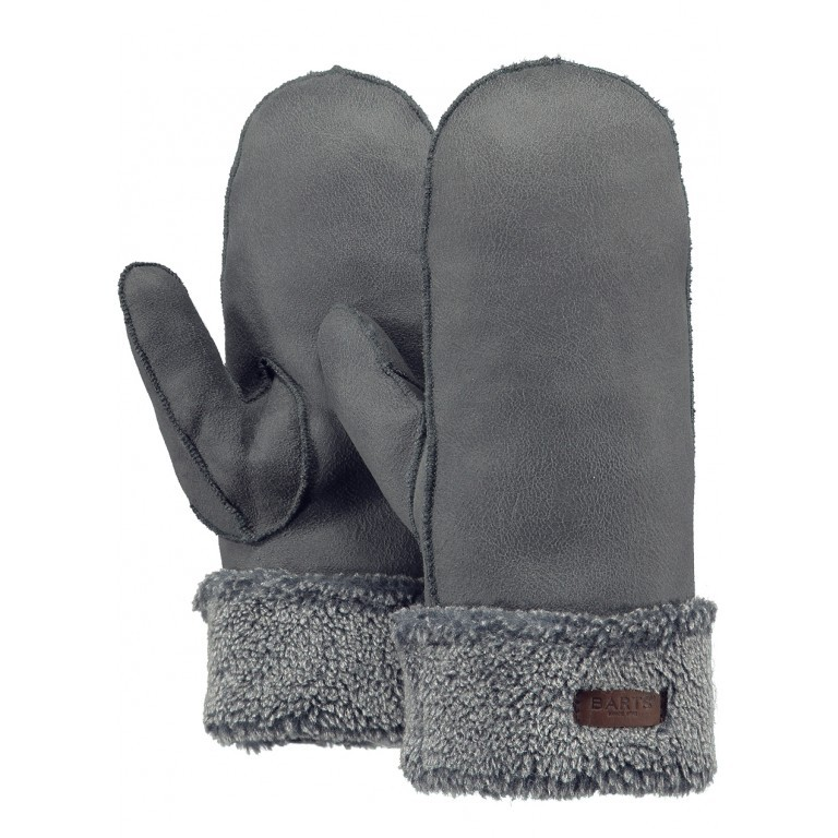 Barts Chakku Fäustlinge M/L Grey, Farbe: grau, Marke: Barts, EAN: 8717457416439, Bild 1 von 1