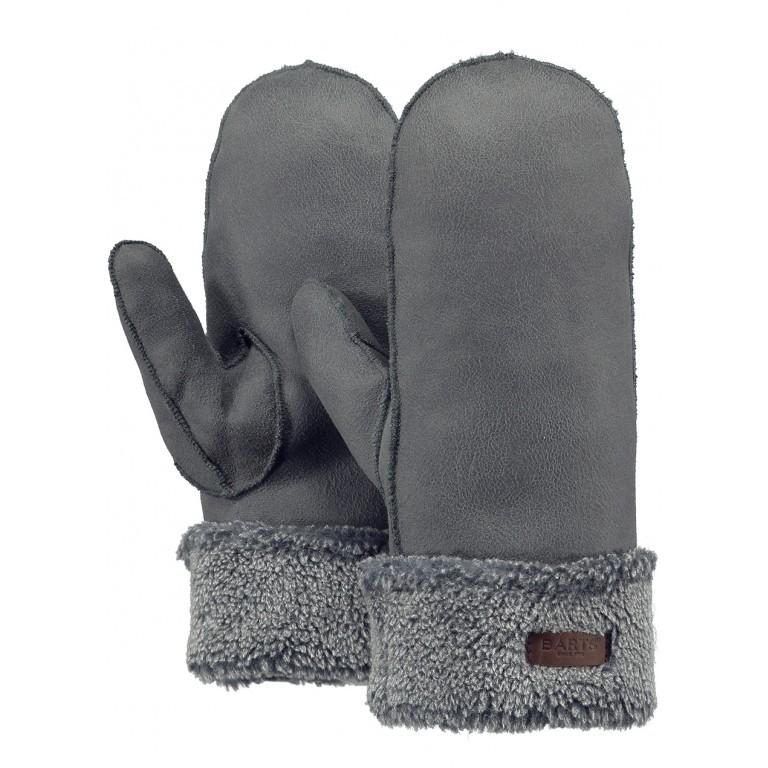 Barts Chakku Fäustlinge S/M Grey, Farbe: grau, Marke: Barts, EAN: 8717457416422, Bild 1 von 1