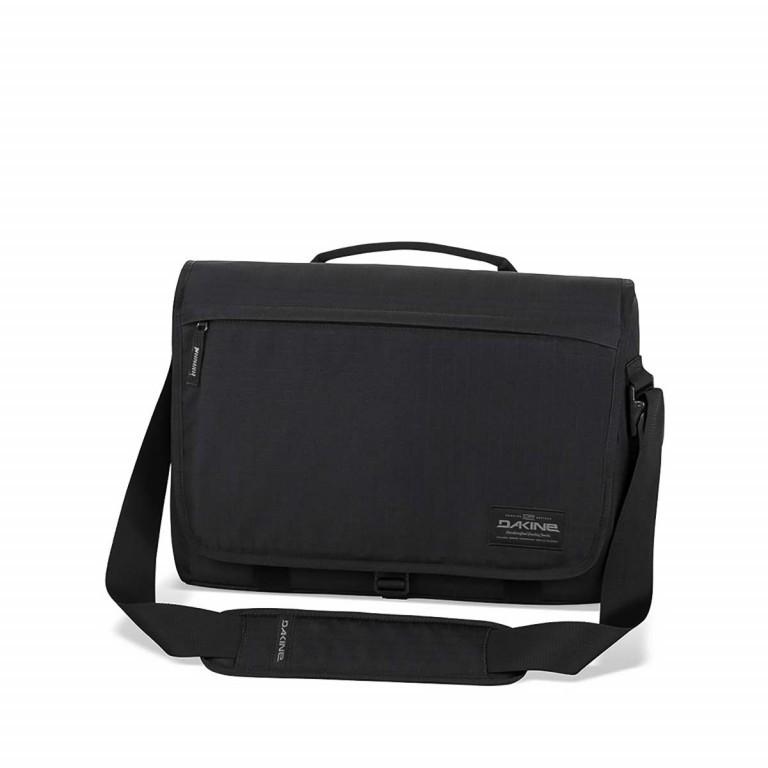 Dakine Hudson Kuriertasche Black, Farbe: schwarz, Marke: Dakine, EAN: 0610934967876, Abmessungen in cm: 43.0x29.0x13.0, Bild 1 von 1