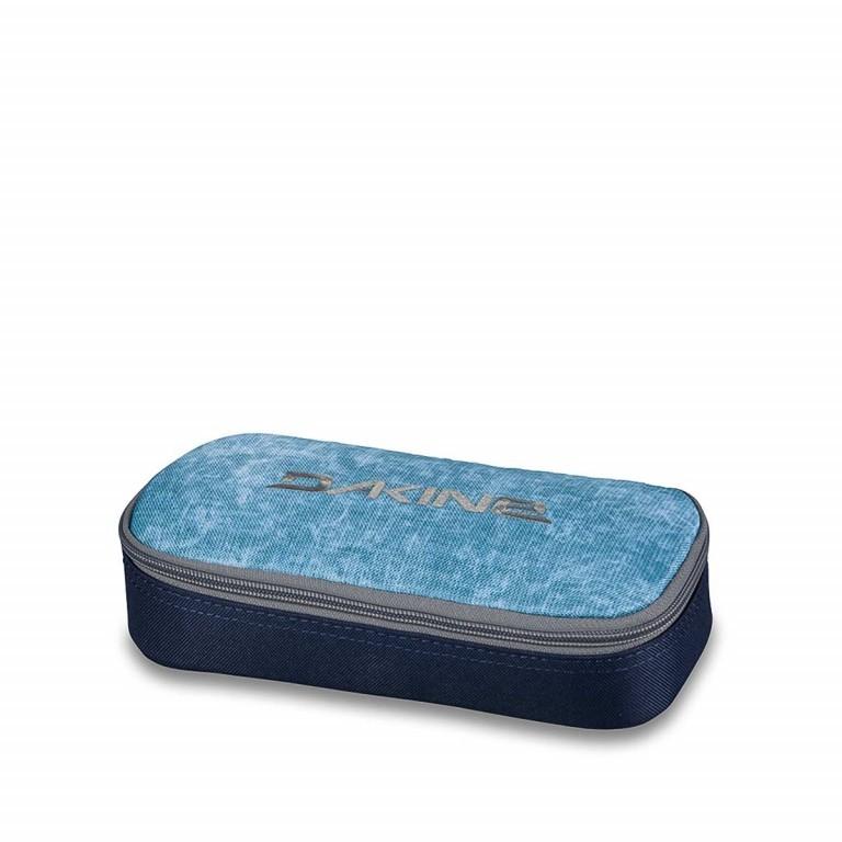 Dakine School Case Federmäppchen Beach Lightblue, Farbe: blau/petrol, Marke: Dakine, EAN: 0610934038873, Abmessungen in cm: 22.0x10.0x5.0, Bild 1 von 1