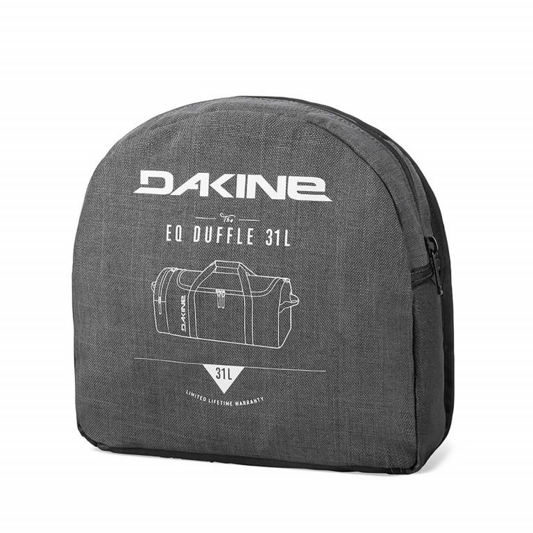 Dakine EQ Bag Small 31l Reise-/Sporttasche Carbon Grey, Farbe: grau, Marke: Dakine, EAN: 0610934904796, Abmessungen in cm: 48.0x25.0x28.0, Bild 2 von 2