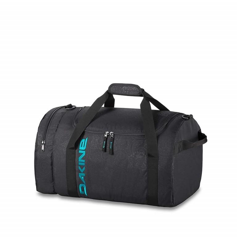 Dakine EQ Bag Medium 51l Reise-/Sporttasche Ellie II Black, Farbe: schwarz, Marke: Dakine, EAN: 0610934042603, Abmessungen in cm: 56.0x28.0x28.0, Bild 1 von 1