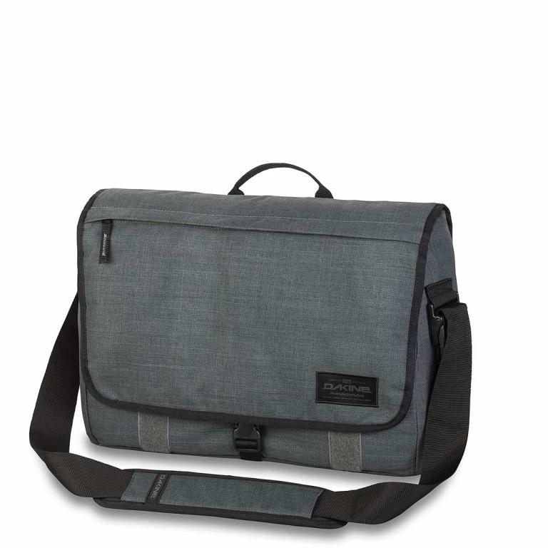 Dakine Hudson Kuriertasche Carbon Light Grey, Farbe: grau, Marke: Dakine, EAN: 0610934967845, Abmessungen in cm: 43.0x29.0x13.0, Bild 1 von 1