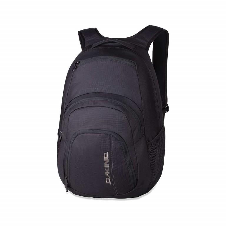 Dakine Campus Large Rucksack Black, Farbe: schwarz, Manufacturer: Dakine, EAN: 0610934969498, Dimensions (cm): 33.0x51.0x23.0, Image 1 of 1