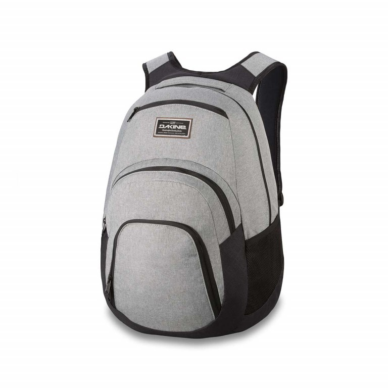 Dakine Campus Large Rucksack Sellwood Silver, Manufacturer: Dakine, EAN: 0610934969450, Dimensions (cm): 33.0x51.0x23.0, Image 1 of 1