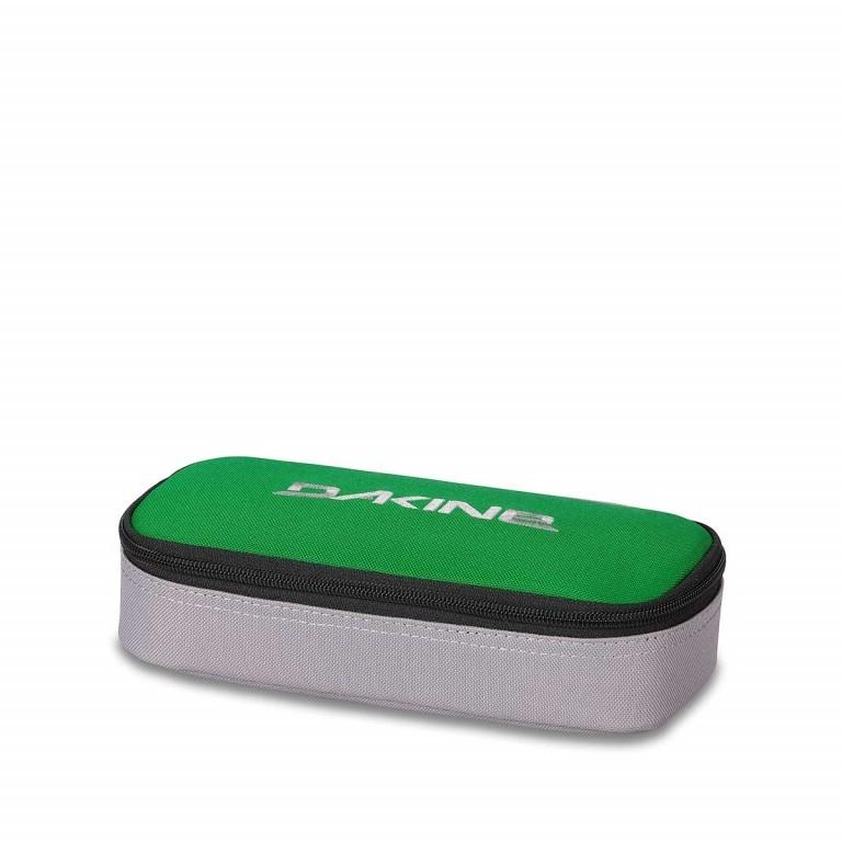 Dakine School Case Federmäppchen Augusta Grassgreen, Farbe: grün/oliv, Marke: Dakine, EAN: 0610934967517, Abmessungen in cm: 22.0x10.0x5.0, Bild 1 von 1