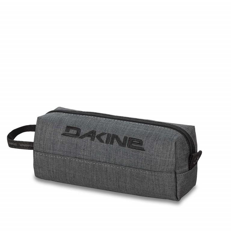 Dakine Accessory Case Federmäppchen Carbon Grey, Farbe: grau, Marke: Dakine, EAN: 0610934967197, Abmessungen in cm: 20.0x8.0x6.0, Bild 1 von 1