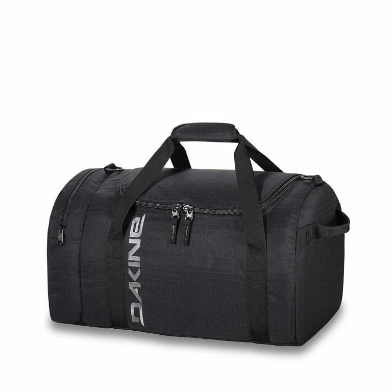 Dakine EQ Bag Medium 51l Reise-/Sporttasche Black, Farbe: schwarz, Marke: Dakine, EAN: 0610934868531, Abmessungen in cm: 56.0x28.0x28.0, Bild 1 von 1