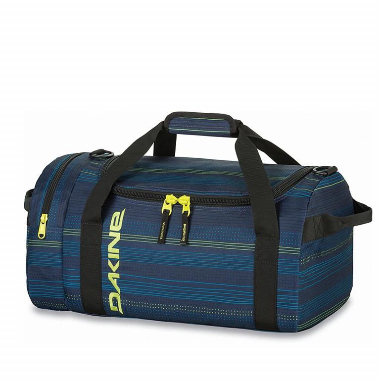 Dakine EQ Bag Small 31l Reise-/Sporttasche Lineup Blue, Farbe: blau/petrol, Marke: Dakine, EAN: 0610934137941, Abmessungen in cm: 48.0x25.0x28.0, Bild 1 von 1