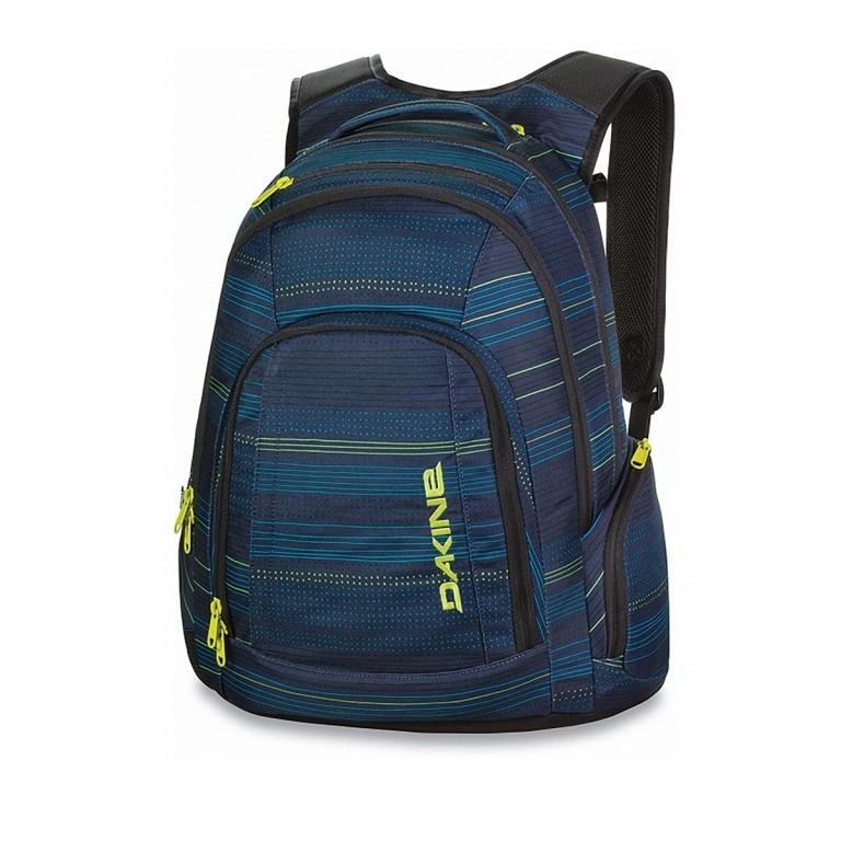 Dakine 101 Rucksack Lineup Blue, Farbe: blau/petrol, Marke: Dakine, EAN: 0610934144321, Abmessungen in cm: 31.0x48.0x23.0, Bild 1 von 2