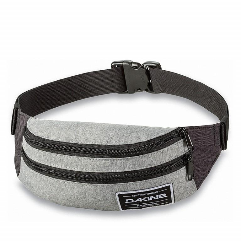 Dakine Classic Hip Pack Gürteltasche Sellwood Silver , Farbe: grau, Marke: Dakine, EAN: 0610934144888, Abmessungen in cm: 23.0x15.0x8.0, Bild 1 von 1