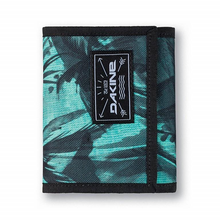 Dakine Diplomat Wallet Geldbörse Painted Palm Dark Green, Farbe: grün/oliv, Marke: Dakine, EAN: 0610934145625, Abmessungen in cm: 12.0x10.0x2.0, Bild 1 von 2