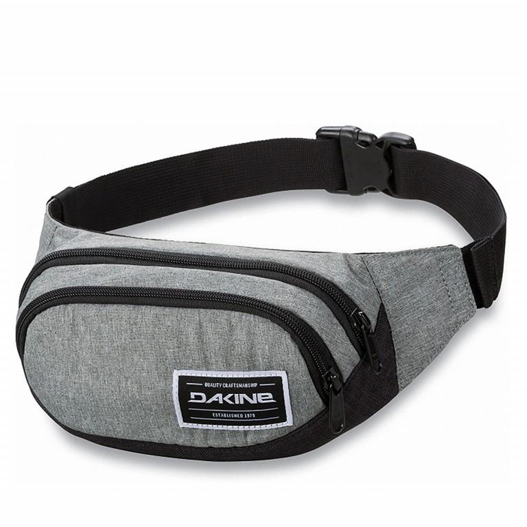 Dakine Hip Pack Gürteltasche Sellwood Silver, Farbe: grau, Marke: Dakine, EAN: 0610934089257, Abmessungen in cm: 23.0x13.0x8.0, Bild 1 von 1