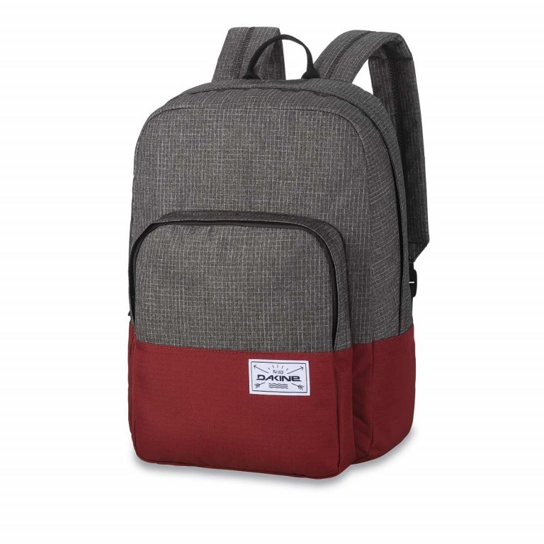 Dakine Capitol Rucksack Willamette Anthra Winered, Manufacturer: Dakine, EAN: 0610934089011, Dimensions (cm): 32.0x46.0x15.0, Image 1 of 1