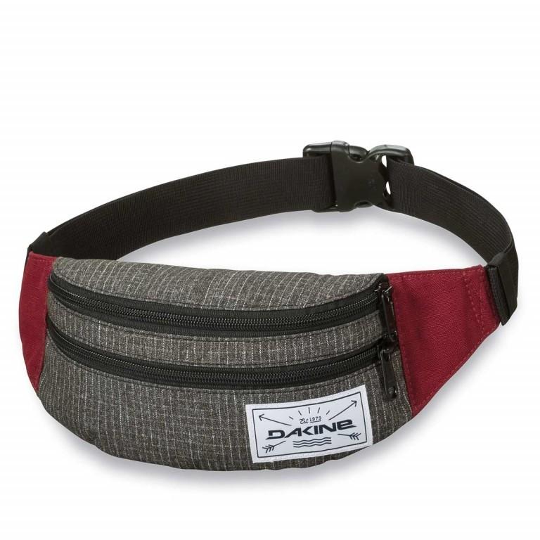 Dakine Classic Hip Pack Gürteltasche Willamette Anthra Winered, Marke: Dakine, EAN: 0610934089288, Abmessungen in cm: 23.0x15.0x8.0, Bild 1 von 1