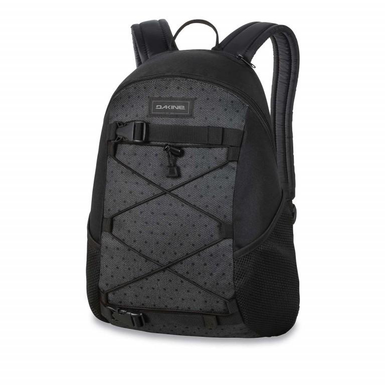 Dakine Wonder Rucksack Pixie Grey Black, Manufacturer: Dakine, EAN: 0610934129502, Dimensions (cm): 30.0x46.0x15.0, Image 1 of 1