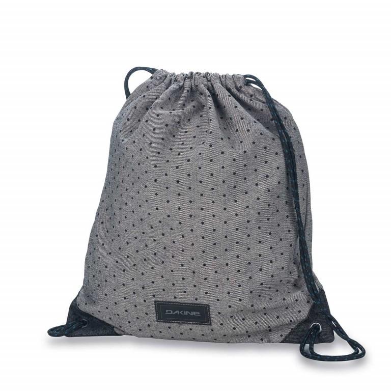 Dakine Paige Zugbeutel Pixie Grey Black, Farbe: grau, Marke: Dakine, EAN: 0610934086911, Abmessungen in cm: 30.0x40.0, Bild 1 von 1