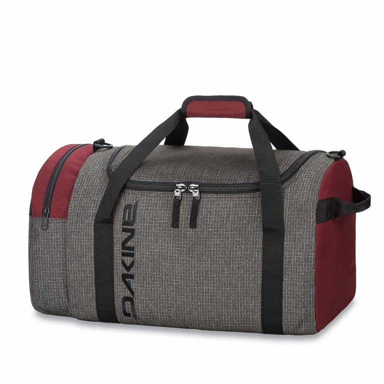 Dakine EQ Bag Medium 51l Reise-/Sporttasche Willamette Anthra Winered, Marke: Dakine, EAN: 0610934092189, Abmessungen in cm: 56.0x28.0x28.0, Bild 1 von 1