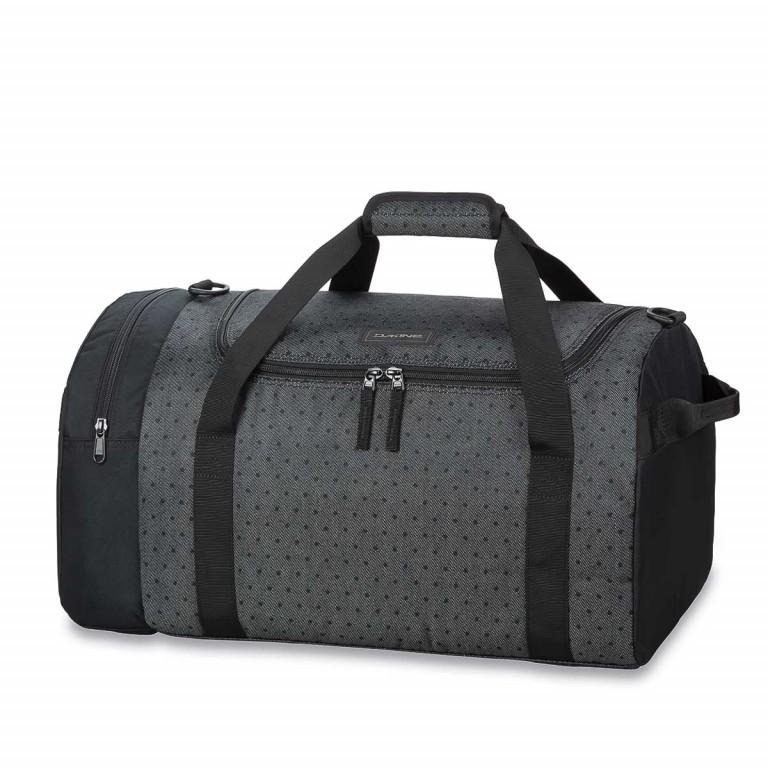 Dakine EQ Bag Medium 51l Reise-/Sporttasche Pixie Grey Black, Marke: Dakine, EAN: 0610934121810, Abmessungen in cm: 56.0x28.0x28.0, Bild 1 von 1