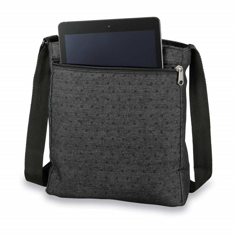 Dakine Lola Crossbag Pixie Grey Black, Marke: Dakine, EAN: 0610934088076, Abmessungen in cm: 24.0x28.0x9.0, Bild 3 von 3