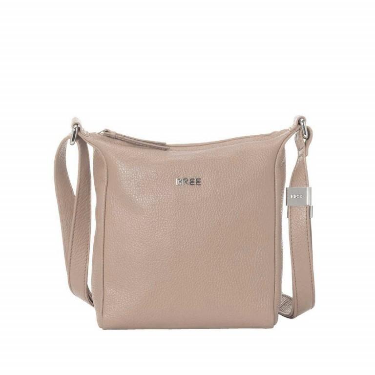 BREE Nola 1 Handtasche Leder Almond, Farbe: beige, Marke: Bree, Abmessungen in cm: 18.0x20.0x6.0, Bild 1 von 1