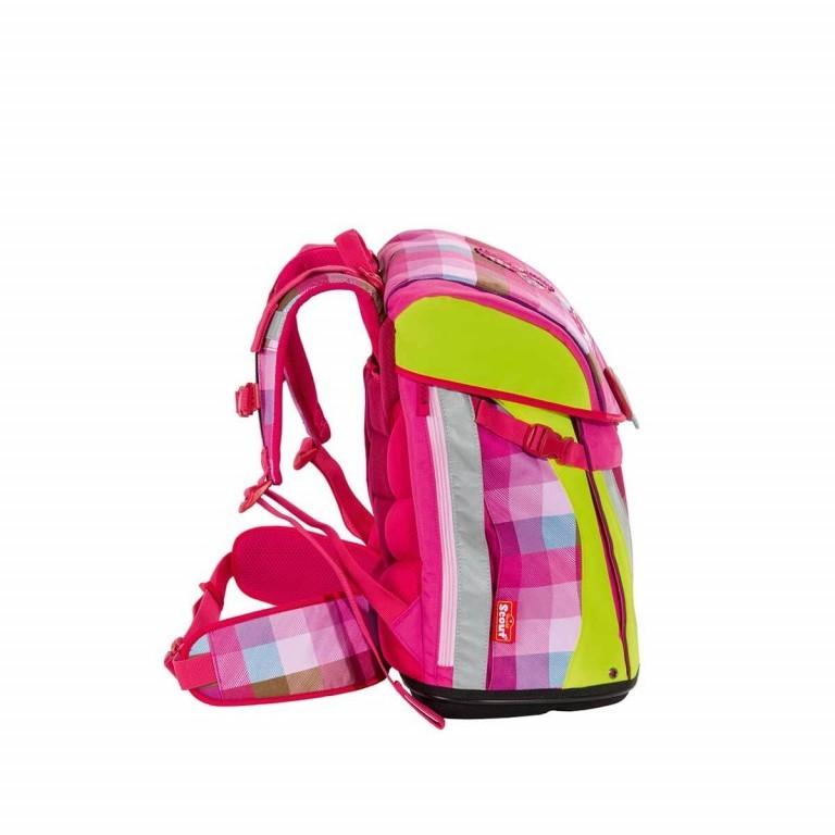 Scout Sunny Set 4-tlg. Flowery Island, Farbe: rosa/pink, Marke: Scout, Abmessungen in cm: 30.0x39.0x20.0, Bild 3 von 9