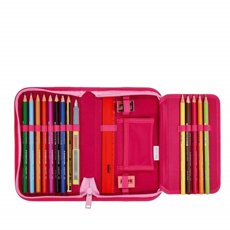 Scout Sunny Set 4-tlg. Flowery Island, Farbe: rosa/pink, Marke: Scout, Abmessungen in cm: 30.0x39.0x20.0, Bild 7 von 9