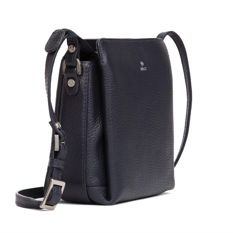 Adax Cormorano 236592 Tasche Blue, Farbe: blau/petrol, Marke: Adax, EAN: 5705483171135, Abmessungen in cm: 18.0x18.0x8.0, Bild 2 von 3