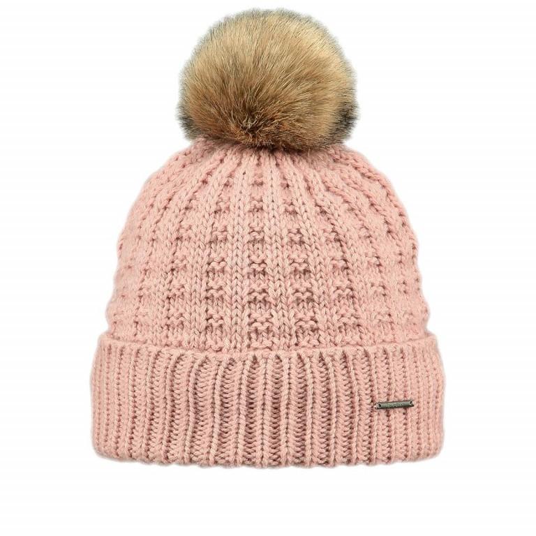 Barts Filippa Pudelmütze Bloom, Farbe: rosa/pink, Marke: Barts, EAN: 8717457478178, Bild 1 von 1