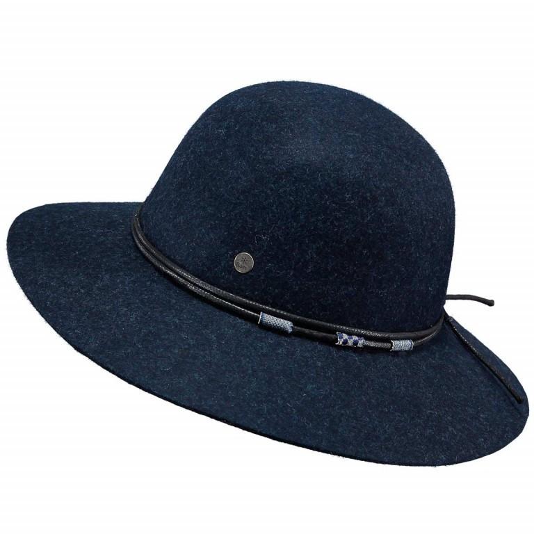Barts Sarine Hut Wolle Navy, Farbe: blau/petrol, Marke: Barts, EAN: 8717457479915, Bild 1 von 1