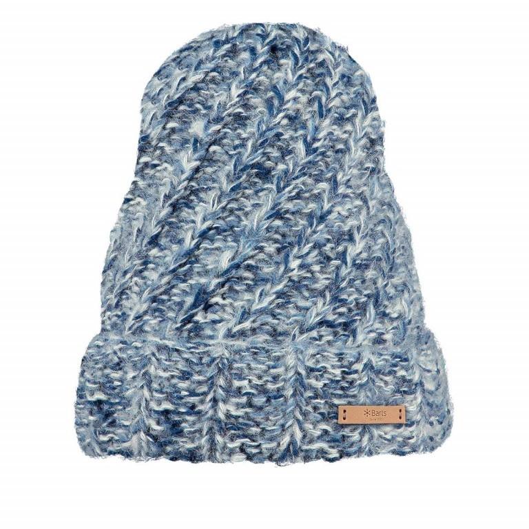 Barts Olza Beanie Blue, Farbe: blau/petrol, Marke: Barts, EAN: 8717457480003, Bild 1 von 1