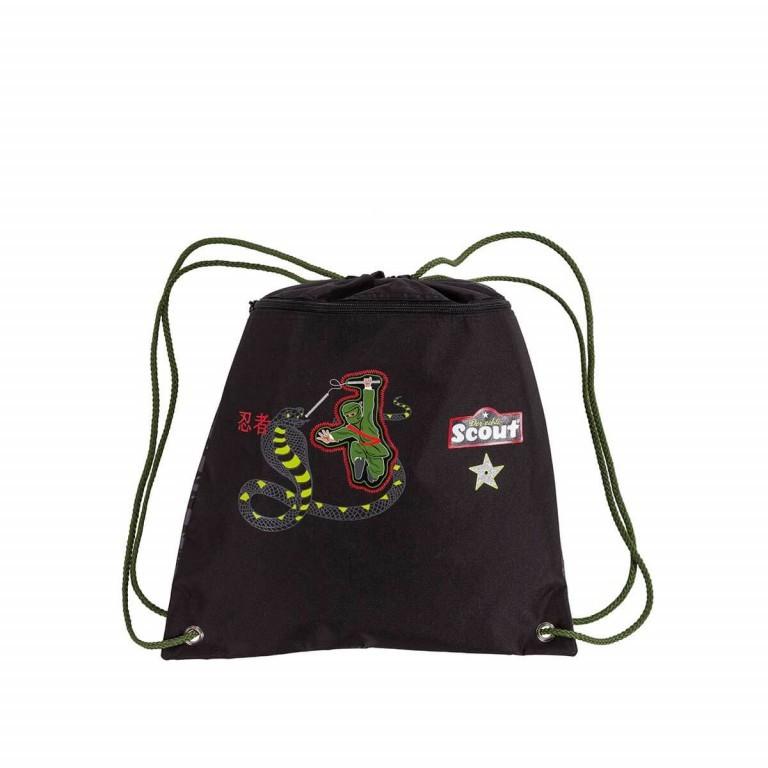 Scout Alpha Set 4-tlg. Ninja Snake, Farbe: anthrazit, grün/oliv, Marke: Scout, Abmessungen in cm: 32.0x40.0x25.0, Bild 9 von 9