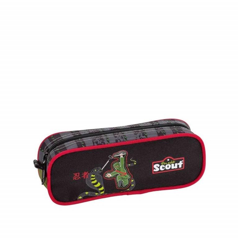 Scout Alpha Set 4-tlg. Ninja Snake, Farbe: anthrazit, grün/oliv, Marke: Scout, Abmessungen in cm: 32.0x40.0x25.0, Bild 8 von 9