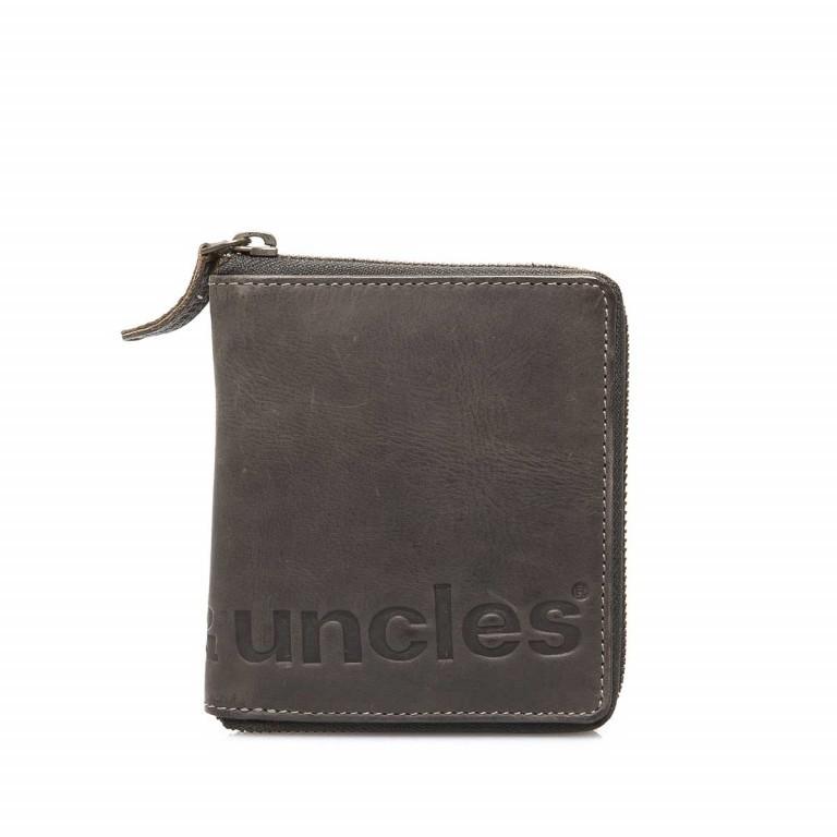 Aunts & Uncles Hunter George Leder Vintage Grey, Farbe: anthrazit, Marke: Aunts & Uncles, Bild 1 von 2