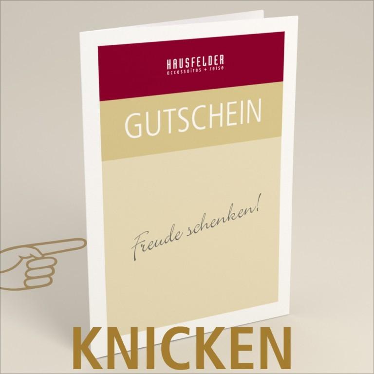 Gutschein zum selber ausdrucken 25 €, Marke: Hausfelder, Bild 3 von 4