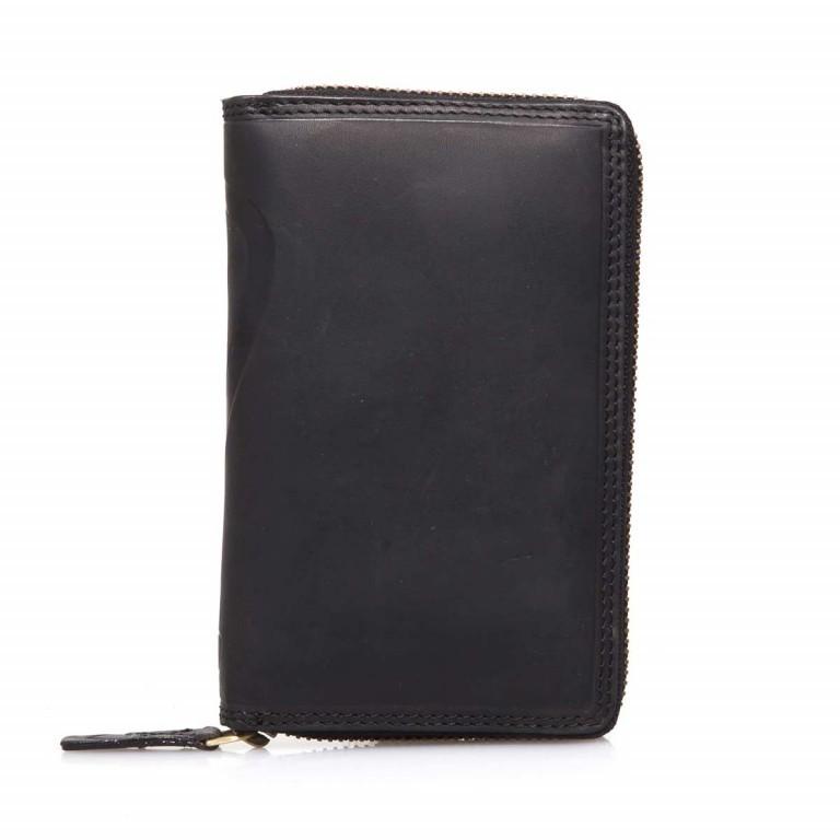 Strellson Phone Wallet Z5 Leder Black, Farbe: schwarz, Marke: Strellson, EAN: 4053533200818, Abmessungen in cm: 15.0x9.5x2.5, Bild 2 von 3