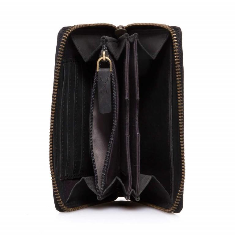 Strellson Phone Wallet Z5 Leder Black, Farbe: schwarz, Marke: Strellson, EAN: 4053533200818, Abmessungen in cm: 15.0x9.5x2.5, Bild 3 von 3