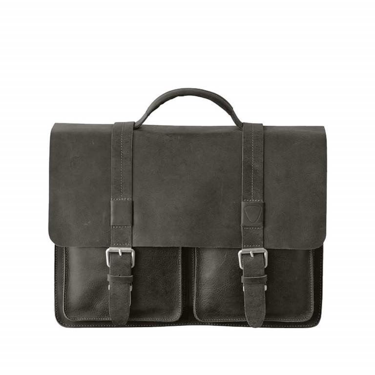 Strellson Blake Briefbag L Dark Grey, Farbe: anthrazit, Manufacturer: Strellson, EAN: 4053533405275, Dimensions (cm): 40.0x29.0x10.5, Image 1 of 4