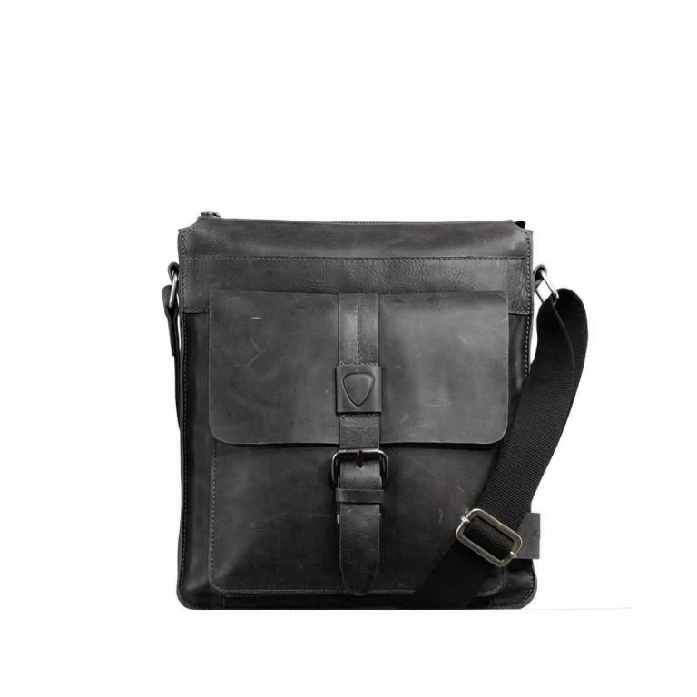 Strellson Blake Shoulder Bag S Dark Grey, Farbe: anthrazit, Marke: Strellson, EAN: 4053533408993, Abmessungen in cm: 28.0x31.0x5.5, Bild 1 von 4
