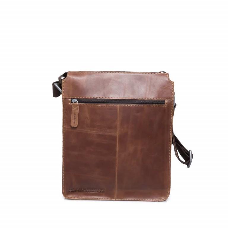 Strellson Blake Shoulder Bag S Cognac, Farbe: cognac, Marke: Strellson, EAN: 4053533279463, Abmessungen in cm: 28.0x31.0x5.5, Bild 2 von 4