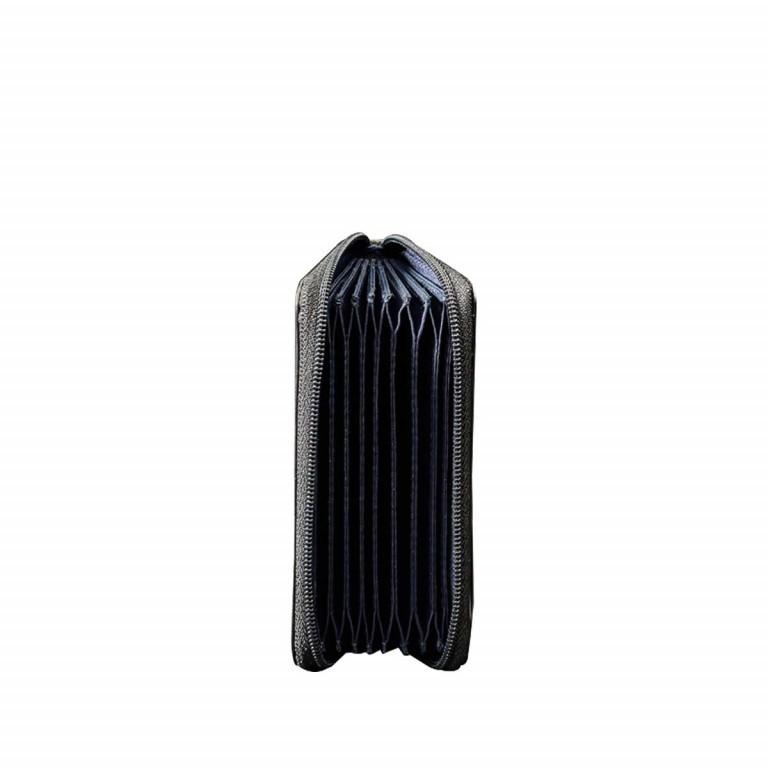 Strellson Oxford Circus Cardholder Black, Farbe: schwarz, Marke: Strellson, EAN: 4053533331758, Abmessungen in cm: 10.0x9.0x1.5, Bild 2 von 2