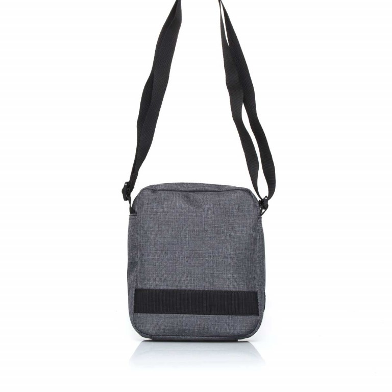 Strellson Northwood Shoulderbag SV Dark Grey, Farbe: anthrazit, Marke: Strellson, EAN: 4053533401949, Abmessungen in cm: 20.5x24.5x5.5, Bild 3 von 4