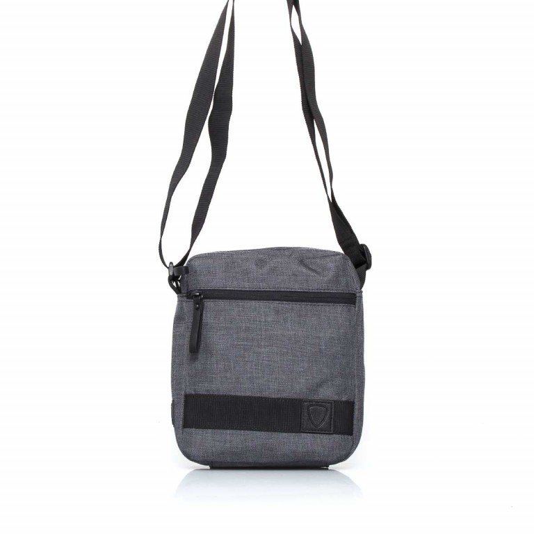 Strellson Northwood Shoulderbag SV Dark Grey, Farbe: anthrazit, Marke: Strellson, EAN: 4053533401949, Abmessungen in cm: 20.5x24.5x5.5, Bild 1 von 4