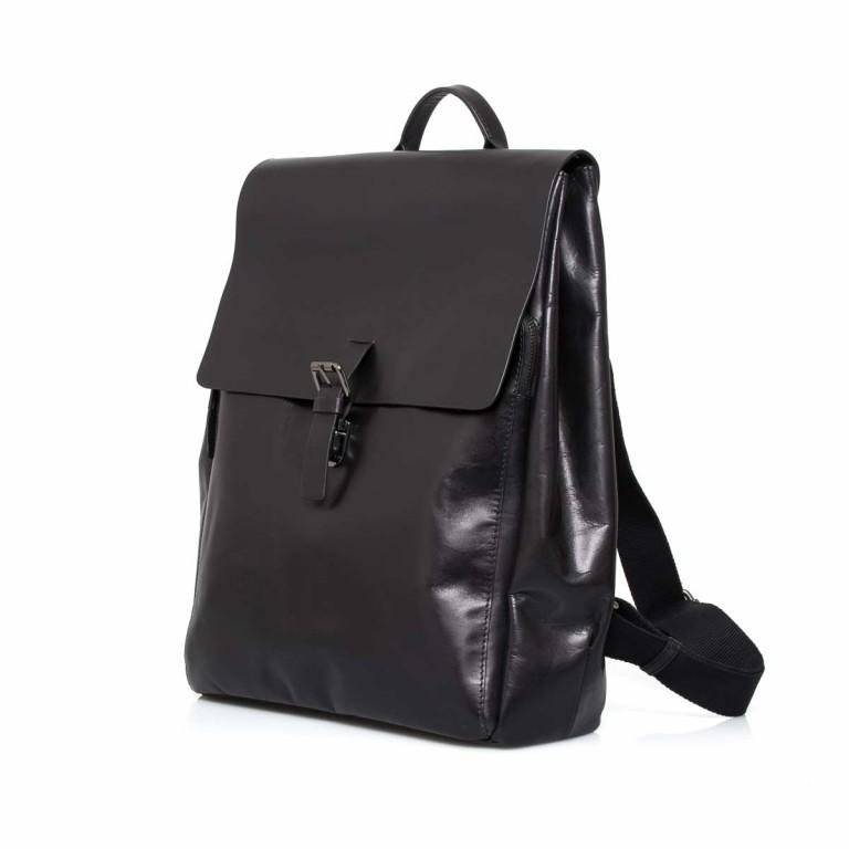 Strellson Scott Backpack, Farbe: schwarz, Marke: Strellson, EAN: 4053533403356, Abmessungen in cm: 32.0x40.0x14.0, Bild 2 von 7