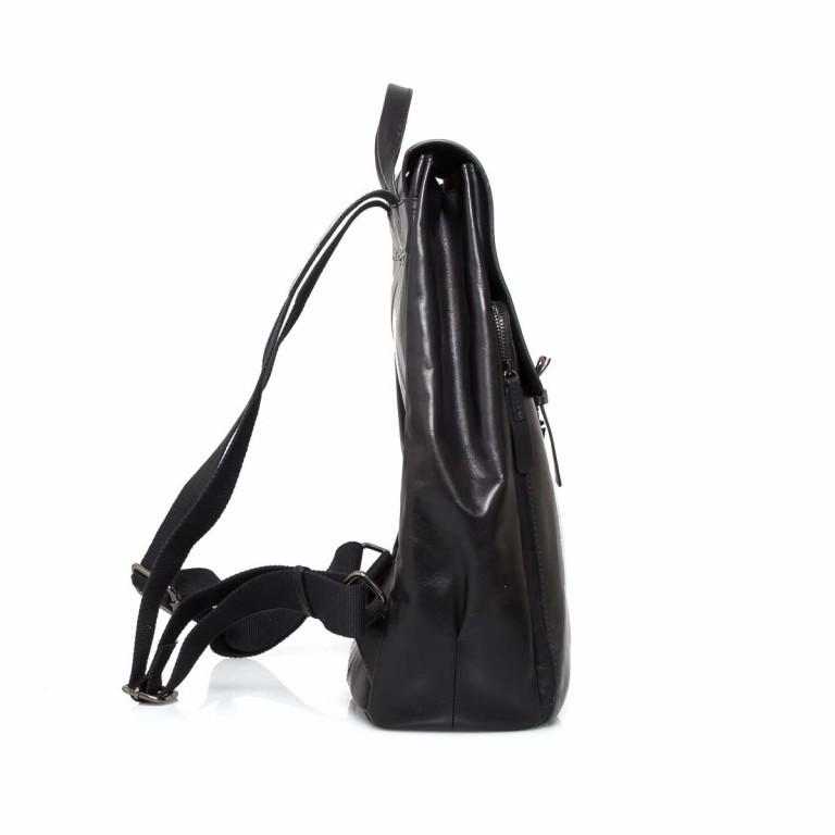 Strellson Scott Backpack, Farbe: schwarz, Marke: Strellson, EAN: 4053533403356, Abmessungen in cm: 32.0x40.0x14.0, Bild 4 von 7