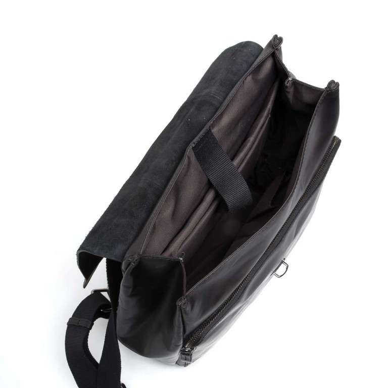 Strellson Scott Backpack, Farbe: schwarz, Marke: Strellson, EAN: 4053533403356, Abmessungen in cm: 32.0x40.0x14.0, Bild 5 von 7