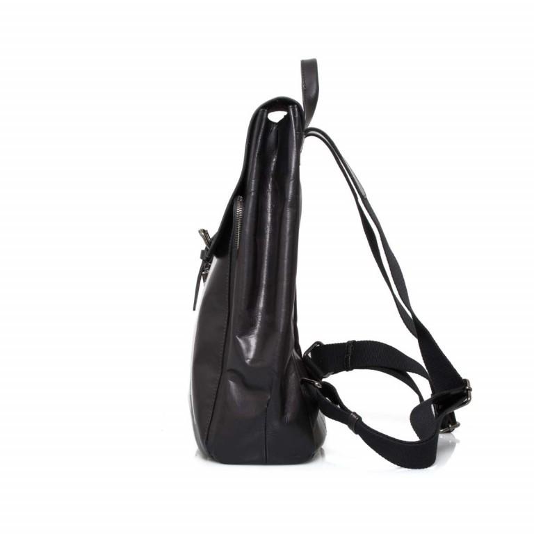 Strellson Scott Backpack, Farbe: schwarz, Marke: Strellson, EAN: 4053533403356, Abmessungen in cm: 32.0x40.0x14.0, Bild 3 von 7