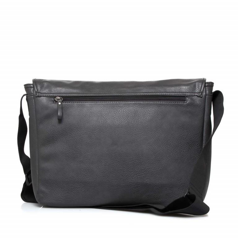 Strellson Paddington Messengerbag Black, Farbe: schwarz, Marke: Strellson, EAN: 4053533403714, Abmessungen in cm: 40.0x32.0x12.0, Bild 3 von 5