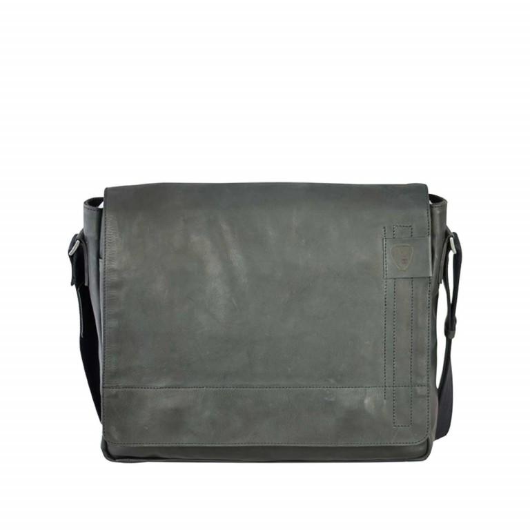 Strellson Upminster Messenger LH Black, Farbe: schwarz, Marke: Strellson, EAN: 4053533404230, Abmessungen in cm: 40.0x32.0x10.0, Bild 1 von 4